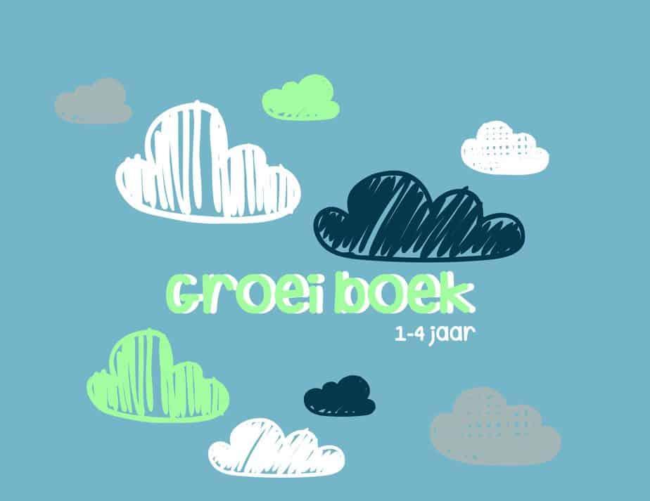 groeiboek 1 - 4 oudblauw